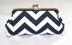 Chevron clutch.