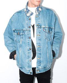 Levis Denim Jacket | Mens Vintage and 90s Levi Jackets | Original Native