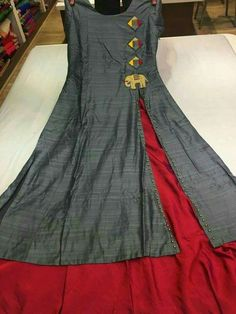 Kurta embroidery