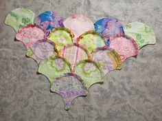 Clamshells | Quilt Obsession