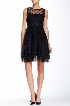 Renee Polka Dot Dress by Eva Franco on @HauteLook