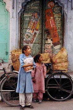 Barbara Sandson: Sisters ~ Jodhpur - India