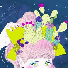 Jessica Singh illustration x