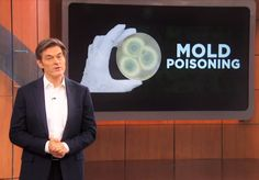 The medical establishment doesn't really believe that mold exposure is dangerous, but that's contradicted by 30 years of good scientific evidence. Mold poisoning is difficult to diagnose because it mimics many other illnesses. Black Mold Exposure, Brain Mold, Black Mold Symptoms, Health And Beauty, Health And Wellness, Health Challenge, Natural Treatments, Health Problems