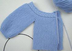 com/jersey-de-bebe-enrique ALSO english Baby Cardigan, Knit Baby Dress, Sweater Cardigan, Baby Hats Knitting, Knitting For Kids, Knitted Hats, Baby Sweater Patterns, Baby Knitting Patterns, Baby Pullover Muster