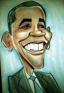 obama-caricatura