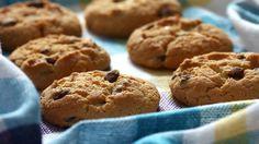 Cookies z arašidového masla a čokolády bez použitia múky via @akademiakrasy