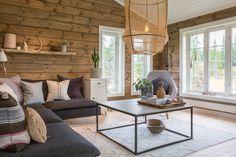 Storeble hytte på ett plan - Telemarkhytter