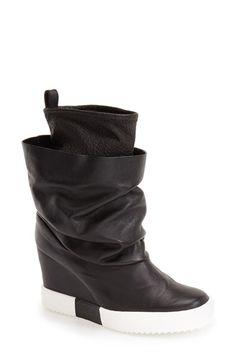 6e23aa43287a19 Giuseppe Zanotti High Top Wedge (Women) available at