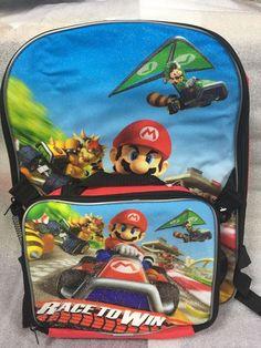 39c766dfe097 New Super Mario Bros Nintendo Boys 16