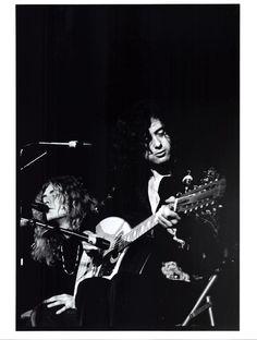 Robert Plant - Jimmy Page (1972)