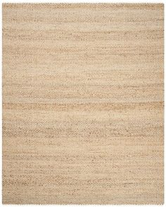 Safavieh Natural Fiber Collection NF465A Hand Woven Ivory...