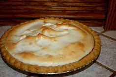 Primitives by the light of the moon: Microwave Coconut Cream Pie