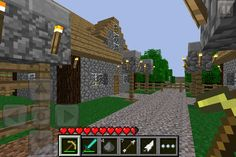 How to Make a Minecraft Cottage