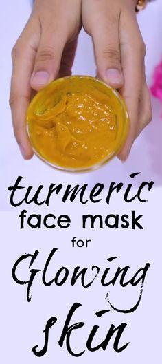 skin whitening face mask with turmeric Turmeric Face Pack, Whitening Face Mask, Salt Face Scrub, Beauty Skin, Beauty Makeup, Beauty Tips, Beauty Hacks, Cracked Skin, Dull Skin