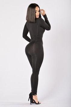 After Dark Jumpsuit - Black