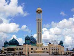 Masjid Al-karomah- Martapura banjar, Indonesia