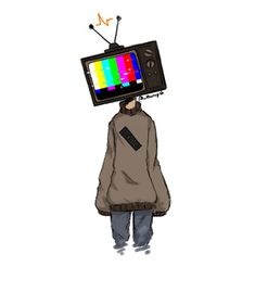 Aesthetic Drawing, Aesthetic Art, Guys My Age, Emoji Wallpaper Iphone, Object Heads, Character Art, Character Design, Tv Head, Camera Drawing