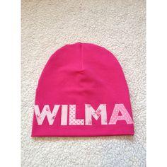 Cerise namnmössa Wilma ♡
