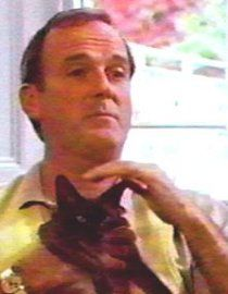 John Cleese.  The pet he got after returning the dead parrot.