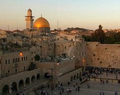 Been to Jerusalem several times...awesome history and culture...love it...