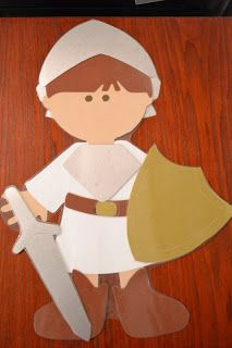 Bible Class Creations: Armor of God