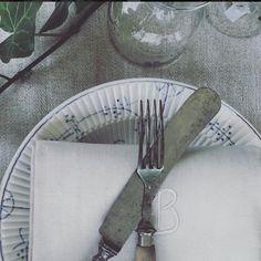 Table setting -  Anya Jensen Photography - SIMPLY DANISH LIVING