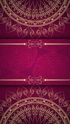 Wallpaper Whatsapp Backgrounds - Pink and gold Gold and pink Wedding Background Images, Wedding Invitation Background, Luxury Background, Banner Background Images, Wedding Invitation Card Design, Flower Background Wallpaper, Flower Backgrounds, Pink Wallpaper, Background Patterns