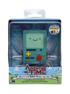 Adventure Time BMO Speaker
