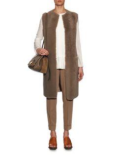 Indy medium leather shoulder bag | Chloé | MATCHESFASHION.COM US