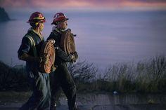 IN BEELD. Bossen Kaapstad branden al drie dagen - De Standaard