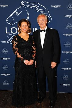 Royal Family Around the World: HRH Princess Haya Al Hussein of Jordan Attends The Longines Ladies Awards Ceremony at Hampton Court Palace on June 15, 2015 in London, England.