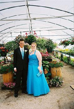 aquamarine prom dress