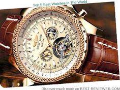 mens watches best expensive brands | World's Best Watches – Watches Brands