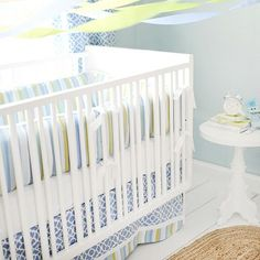 By the Bay Baby Bedding