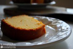 A Cozinha Coletiva: Pound Cake de Cream Cheese