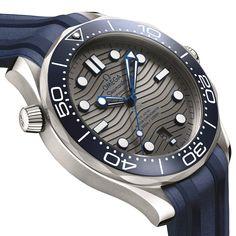 Omega Seamaster Professional Diver 300M 42mm Watch #baselworld2018 #baselworldabtw