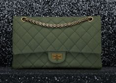 Chanel Quilted Denim Classic Flap Bag (Spring-Summer 2012 pre-collection)