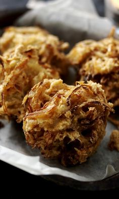 An easy onion bhaji that will make your homemade curry feast a total winner.