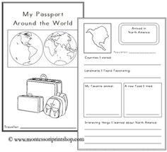 Geography Passport freee
