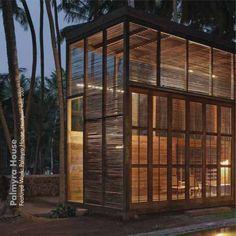 Jacob Gines: Palmyra House - Studio Mumbai