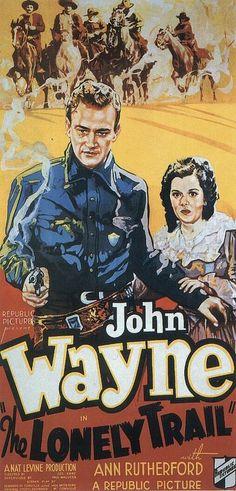 Best Film Posters : John Wayne Movie Posters