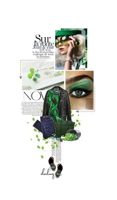 """""""green"""" by summerbreeze85 ❤ liked on Polyvore"""