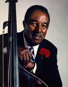 Ray Brown  October 13, 1926 Ray Brown was born on this date in. He was a legendary African-American jazz bassist.