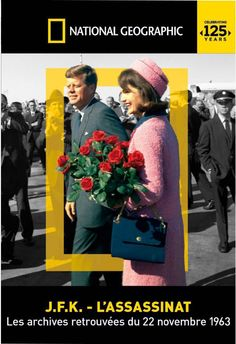 Amazon.fr - National Geographic - JFK assassination. Found the archives of November 22, 1963 -: DVD & Blu-ray
