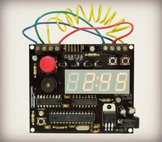 Defusable Alarm Clock - because waking up in the morning isn't stressful enough :-)