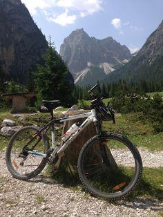 ....in #Sexten - Sesto, Südtirol or Alto Adige Italy