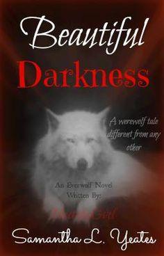 Wattpad cover of Beautiful Darkness.