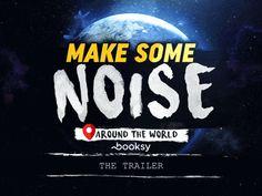 Logo Animation ▸SharpFade ® Make Some Noise by GO AUDIOVISUAL on Dribbble