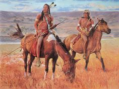Amerindian: David Yorke's art